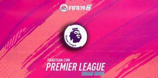 Guia da Premier League para FIFA 19 Ultimate Team