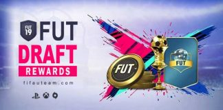 Premiação do Modo FUT Draft para FIFA 19 Ultimate Team