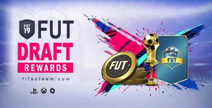 Premiação do Modo FUT Draft para FIFA 19 Ultimate Team