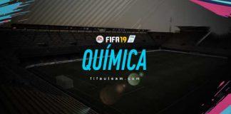 Guia de Química para FIFA 19 Ultimate Team