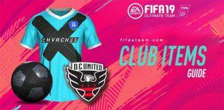 Itens do Clube para FIFA 19 - Equipamentos, Emblemas, Bolas e Estádios