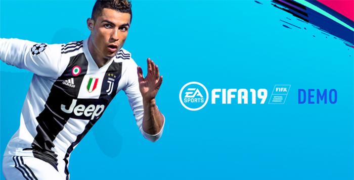 Demo de FIFA 19 - Feedback da Comunidade