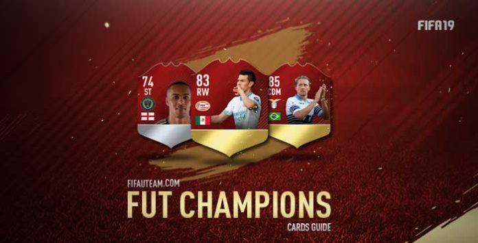 Guia das Cartas FUT Champions para FIFA 19 Ultimate Team