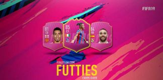 Guia de Cartas Rosa FUTTIES de FIFA 19 Ultimate Team
