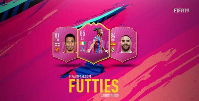 Guia de Cartas Rosa FUTTIES de FIFA 19 Ultimate Team
