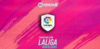 Guia dos Médios da LaLiga para FIFA 19