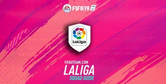 Guia da LaLiga para FIFA 19 Ultimate Team
