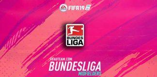 Guia dos Médios da Bundesliga para FIFA 19