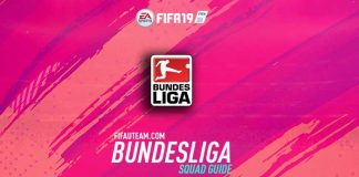 Guia da Bundesliga para FIFA 19 Ultimate Team