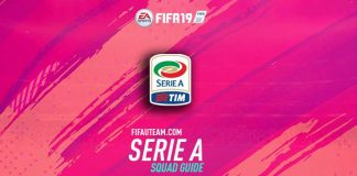 Guia da Serie A para FIFA 19 Ultimate Team