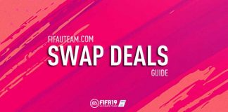 Guia dos Swap Deals para FIFA 19 Ultimate Team