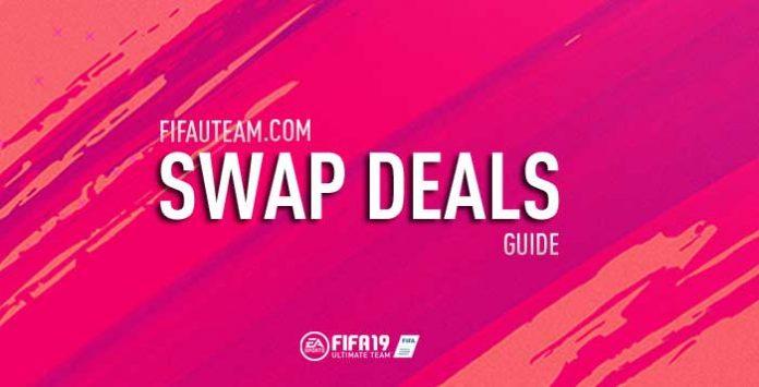 Guia dos Swap Deals para FIFA 19 Ultimate Team