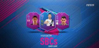 Guia das Cartas DME para FIFA 19 Ultimate Team