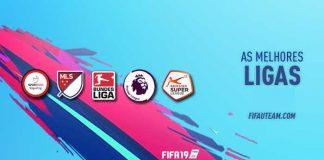 As Melhores Ligas para Jogar em FIFA 19 Ultimate Team