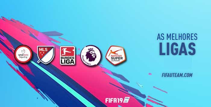 4ee63324f1649 As Melhores Ligas para Jogar em FIFA 19 Ultimate Team