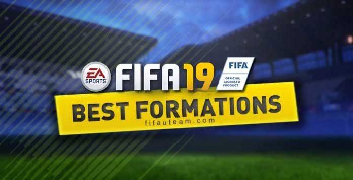 Qual a Melhor Formação para Jogar em FIFA 19 Ultimate Team?