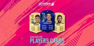 Cartas de Jogadores de FIFA 19 Explicadas