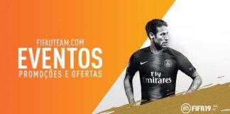 Promoções, Ofertas e Eventos de FIFA 19 Ultimate Team