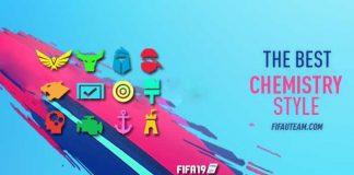 Os Melhores Estilos de Química para FIFA 19
