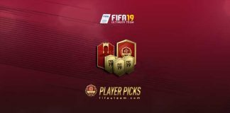 Player Picks do FUT Champions para FIFA 19