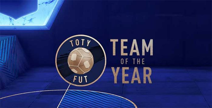 Team of the Year para FIFA 19 Ultimate Team