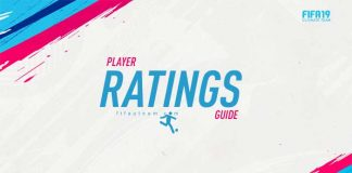 Guia do Rating do Jogador para FIFA 19 Ultimate Team