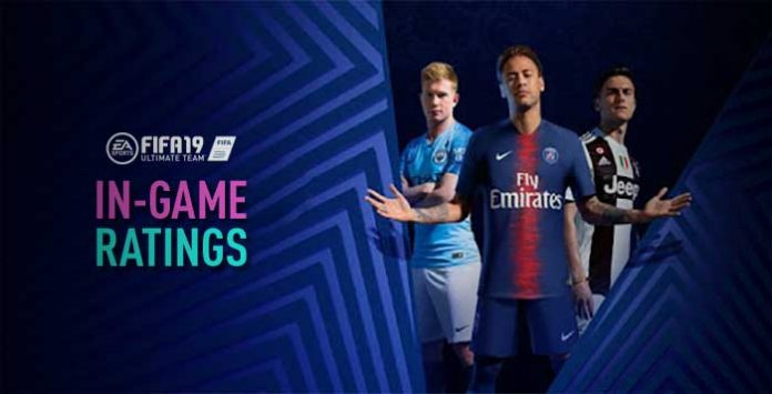 Toda a Verdade Sobre os In-Game Ratings de FIFA 19 Ultimate Team