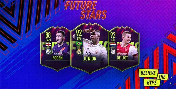 Guia das Futuras Estrelas em FIFA 19 Ultimate Team