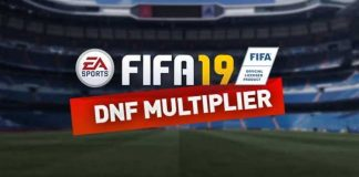 Guia do Multiplicador DNF para FIFA 19 Ultimate Team