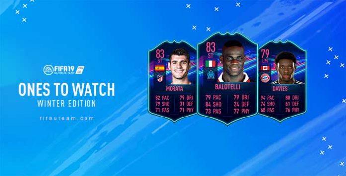 Guia das Ones to Watch de FIFA 19 - Segunda Edição