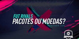 O que Escolher na Premiação do FUT Division Rivals: Pacotes ou Moedas