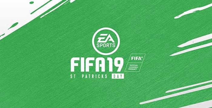 St Patricks Day para FIFA 19 Ultimate Team
