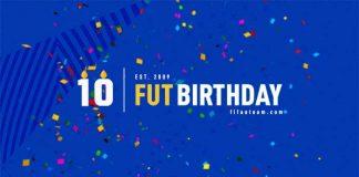 FUT Birthday para FIFA 19 Ultimate Team - Guia Completo