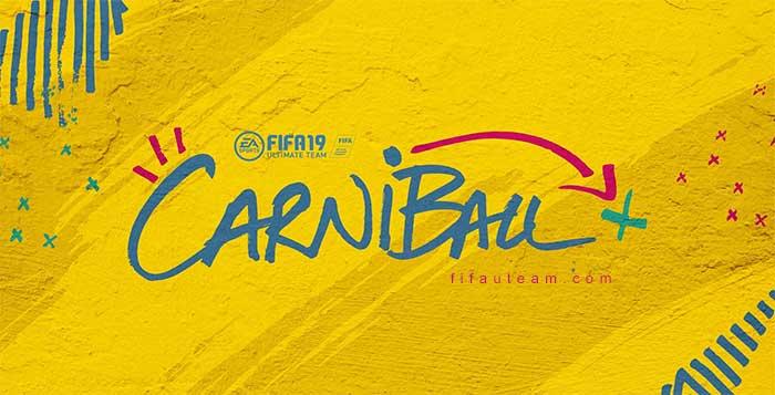 Evento de Carnaval para FIFA 19 Ultimate Team