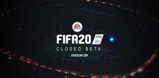 O Guia da Beta Fechada de FIFA 20