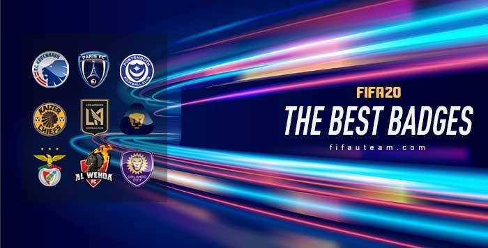 Melhores Escudos para usar em FIFA 20 Ultimate Team