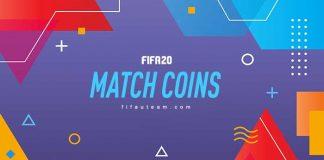 Prémios de Moedas de Jogo em FIFA 20 Ultimate Team