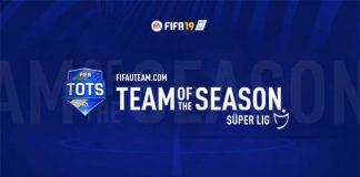 TOTS da Süper Lig para FIFA 19 Ultimate Team