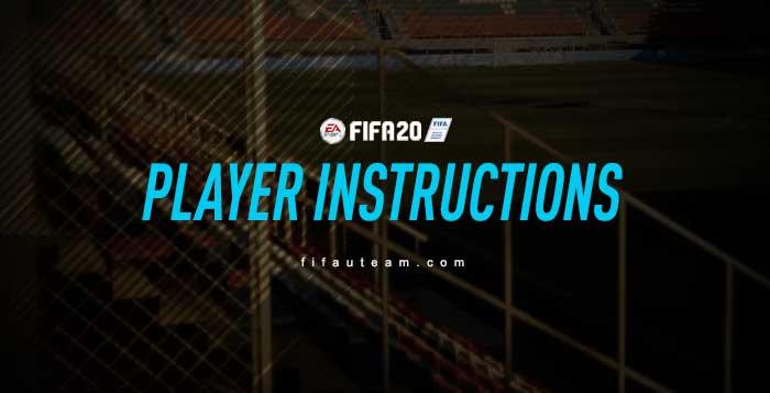 Instruções dos Jogadores para FIFA 19 Ultimate Team