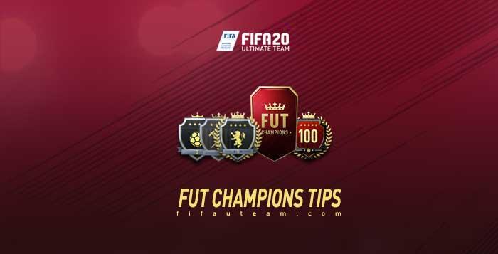 Dicas para FUT Champions no FIFA 20