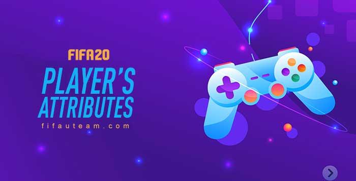 Atributos de Jogadores para FIFA 20