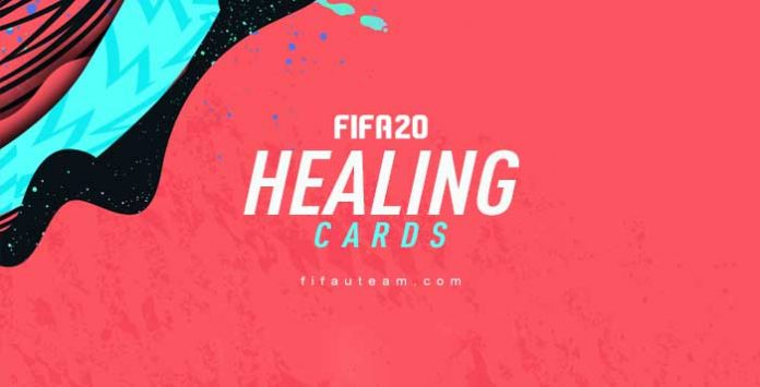 Cartas de Tratamento para FIFA 20 Ultimate Team
