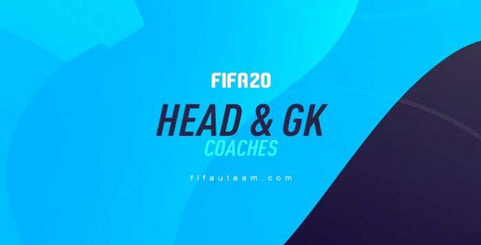 Guia de Treinadores de Campo e de Guarda-redes para FIFA 20