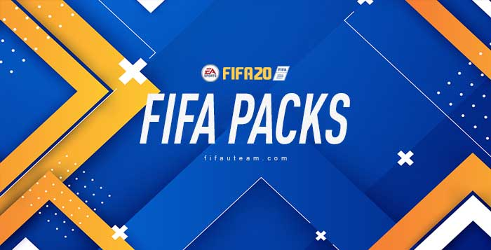 Todos os Pacotes de FIFA 20 Ultimate Team