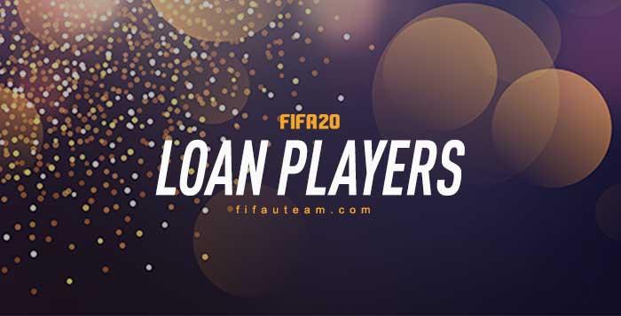 Jogadores Emprestados para FIFA 20