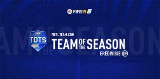 TOTS da Eredivisie para FIFA 19 Ultimate Team