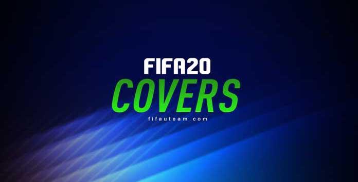 Todas as Capas Oficiais de FIFA 20