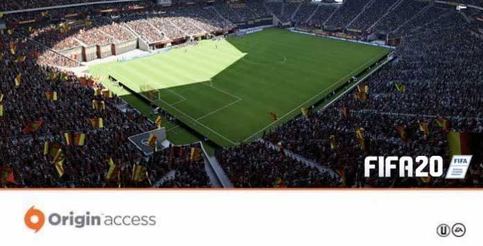 Guia do Origin Access para FIFA 20 Ultimate Team