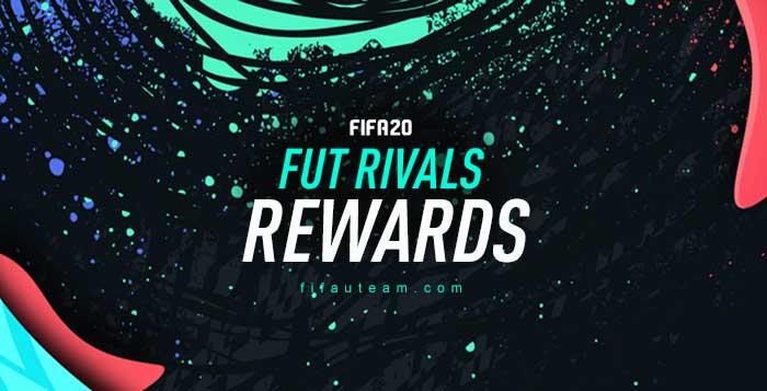 Premiação do FUT Rivals para FIFA 20 Ultimate Team