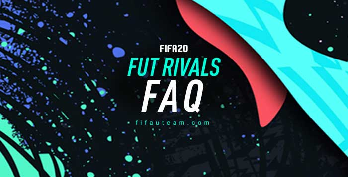 Perguntas e Respostas sobre o FUT Rivals de FIFA 20 Ultimate Team